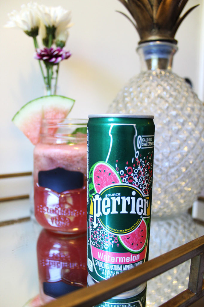 4th of july inspired cocktails perrier