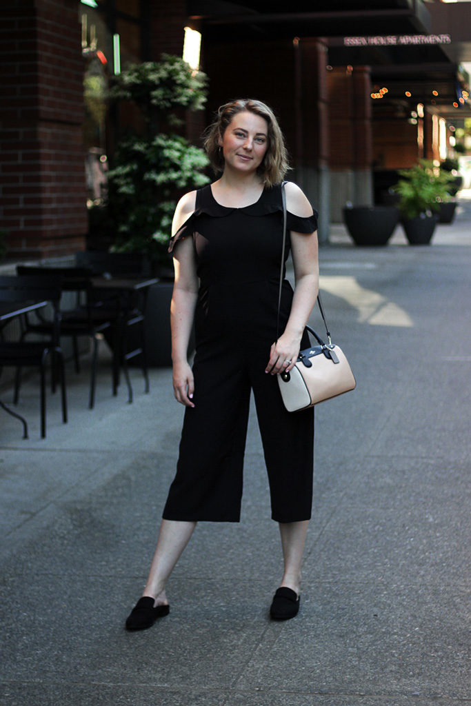 3 ways to style a jumpsuit