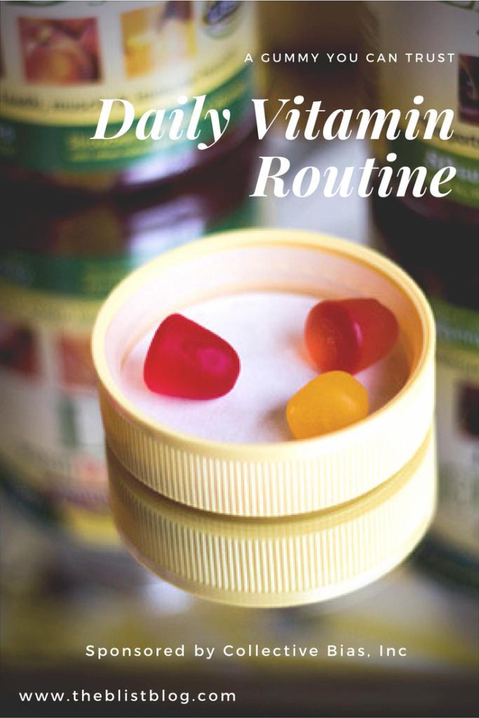 daily vitamin routine
